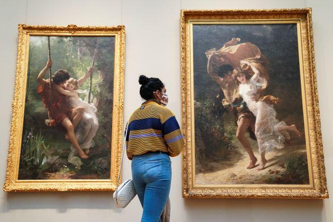 Το Μητροπολιτικό Μουσείο Τέχνης της Νέας Υόρκης