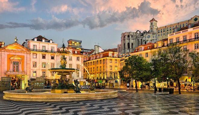 Βόλτα στην καρδιά της Λισαβόνας