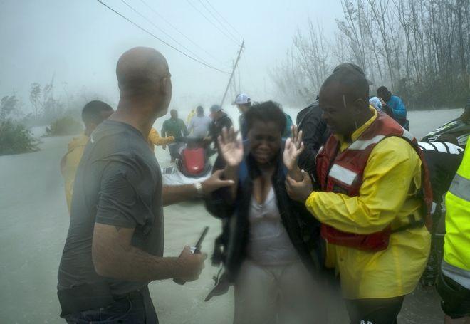 Οι καταστροφές του τυφώνα Ντόριαν στις Μπαχάμες