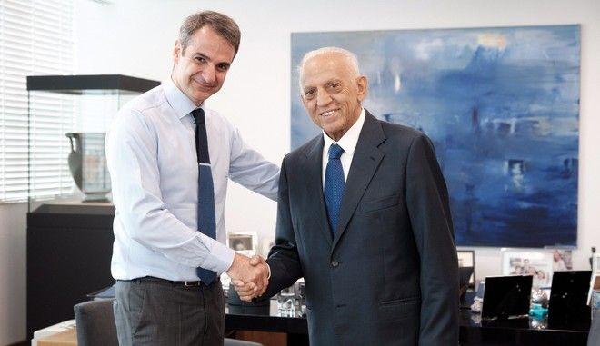 Υποψήφιος στο Νότιο Τομέα Αθηνών με τη ΝΔ ο Διονύσης Χατζηδάκης