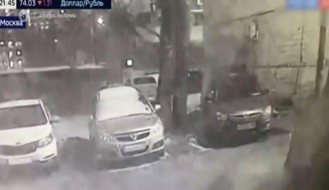 Ρωσία: Μαφιόζικη εκτέλεση χορεύτριας - Βίντεο ντοκουμέντο