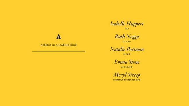 Oscars 2017: Καμία αδικία μεγαλύτερη από την απουσία της Εϊμι Ανταμς