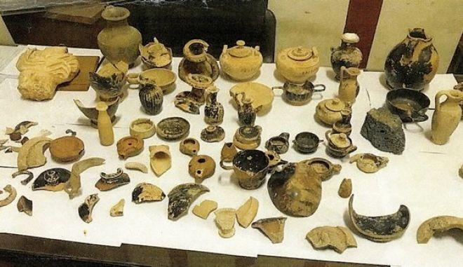 Συνελήφθη Λίβυος αρχαιοκάπηλος στην Αλεξάνδρεια Αιγύπτου