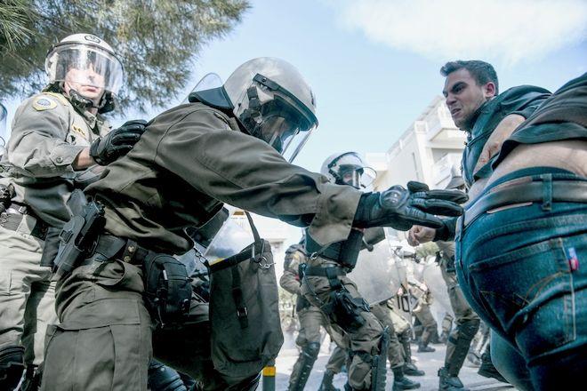 Επεισόδια μεταξύ φοιτητών και αστυνομικών δυνάμεων