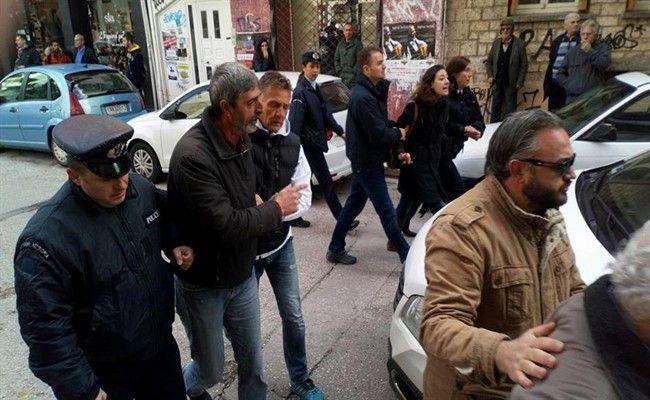Ιωάννινα: Επεισόδια και συλλήψεις κατά την διαμαρτυρία απολυμένων σούπερ μάρκετ