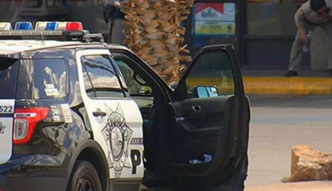 Περιπολικό της αστυνομίας του Λας Βέγκας