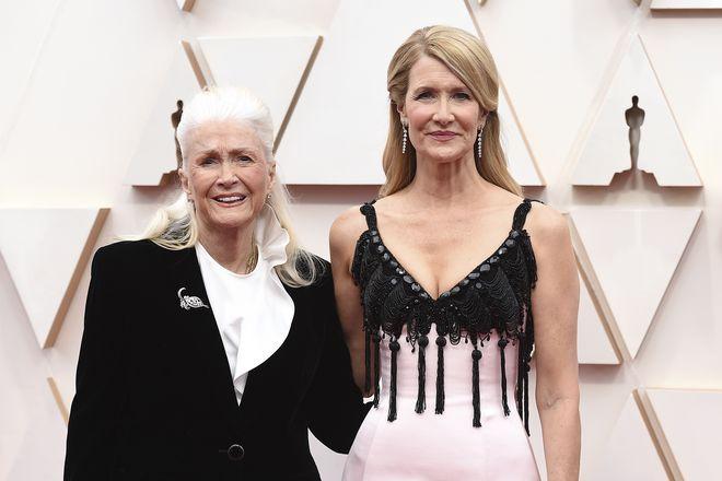Η ηθοποιοί Diane Ladd και Laura Dern στα Όσκαρ 2020