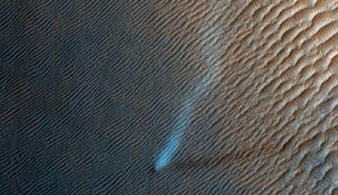 Διάβολος σκόνης στον Άρη