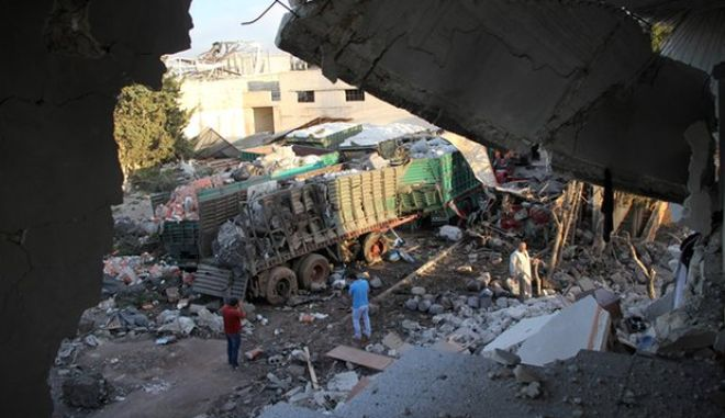 Η Ευρώπη καταδικάζει τις επιθέσεις σε αμάχους στο Χαλέπι