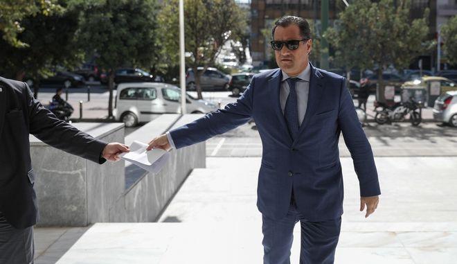 Ο Υπουργός Ανάπτυξης Άδωνις Γεωργιάδης