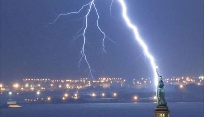 Άγαλμα της Ελευθερίας, Νέα Υόρκη