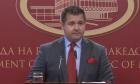 Ο κυβερνητικός εκπρόσωπος της πΓΔΜ, Μίλε Μποσνιάκοβσκι