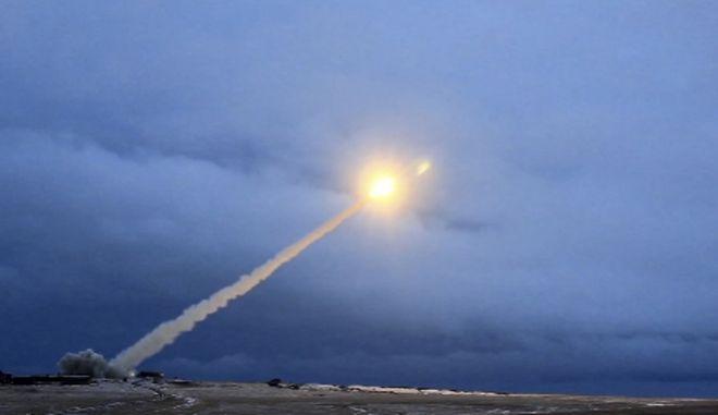 Ρωσικοί πύραυλοι κρουζ
