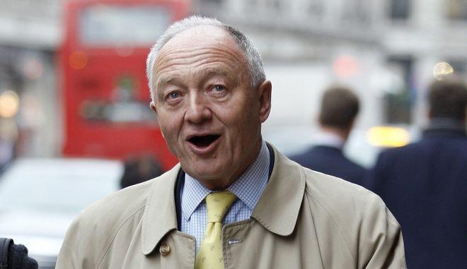 Ο πρώην δήμαρχος του Λονδίνου Κεν Λίβινγκστον