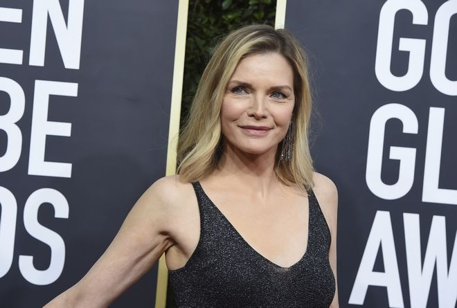 H Michelle Pfeiffer