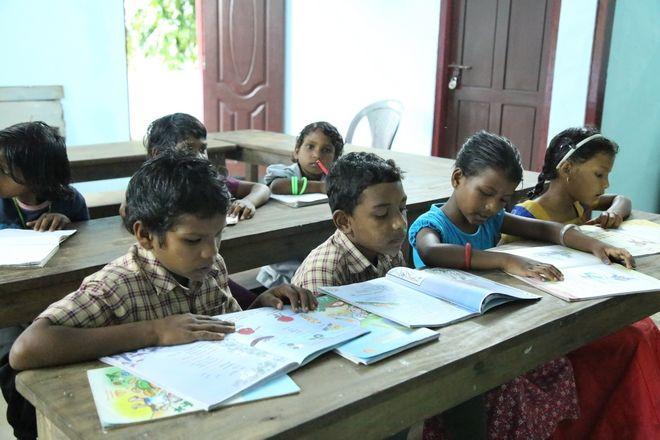 Ένα από τα καινούργια σχολεία στην περιοχή