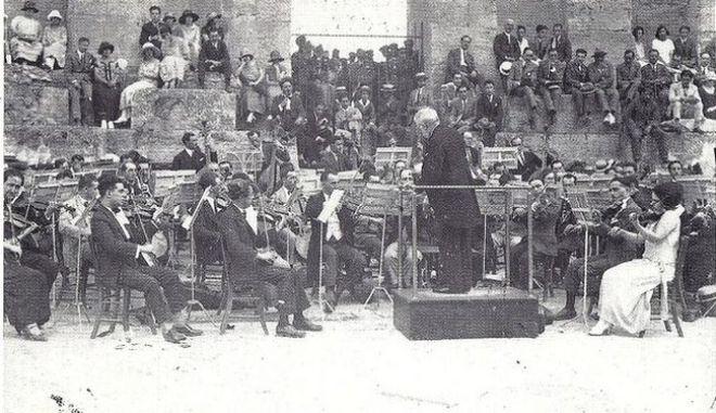 Μηχανή του Χρόνου: Ο μεγάλος συνθέτης Ρίχαρντ Στράους αποθεώνεται στο Παναθηναϊκό Στάδιο