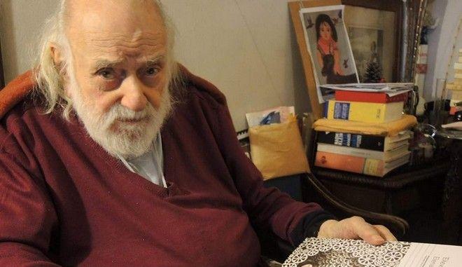 Νάνος Βαλαωρίτης: Όταν με επιστολή του στον Σαμαρά κατακεραύνωνε τους χρυσαυγίτες