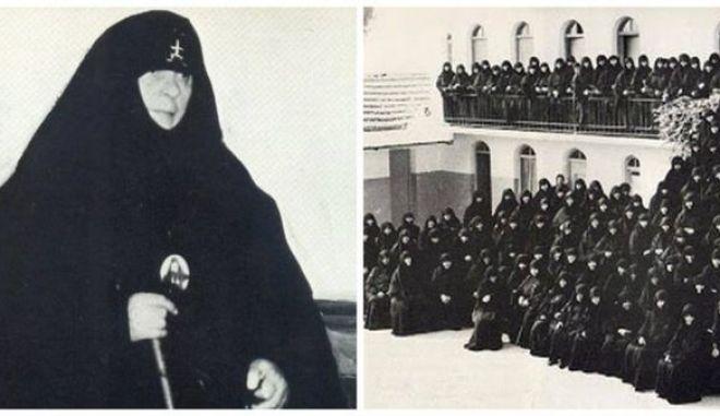Μηχανή του Χρόνου: Η 'σατανική' ηγουμένη της Μονής Κερατέας