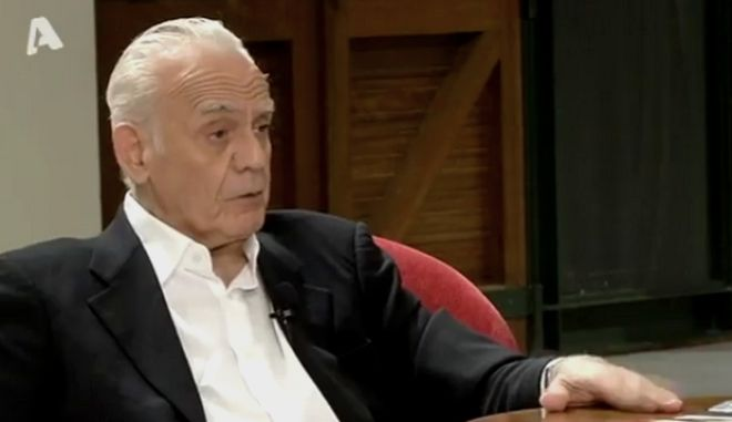 Τσοχατζόπουλος: Δε με συγχωρούν οι ΗΠΑ για τα ρωσικά όπλα