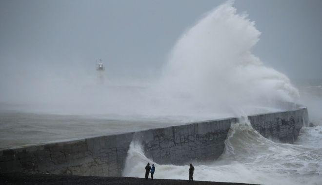 Καταιγίδα Κιάρα: Νεκροί και καταστροφές στην Βόρεια Ευρώπη