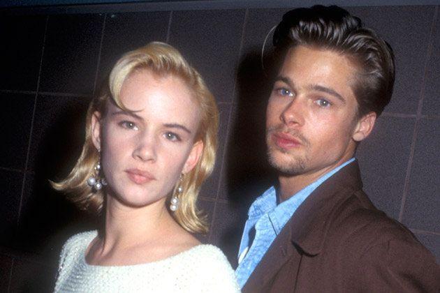 Ο Brad Pitt αγαπάει τις 'υποκρίτριες'
