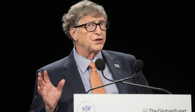 O ιδρυτής της Microsoft, Μπιλ Γκέιτς