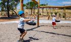 Παιδική χαρά στο Δήμο Αθηναίων