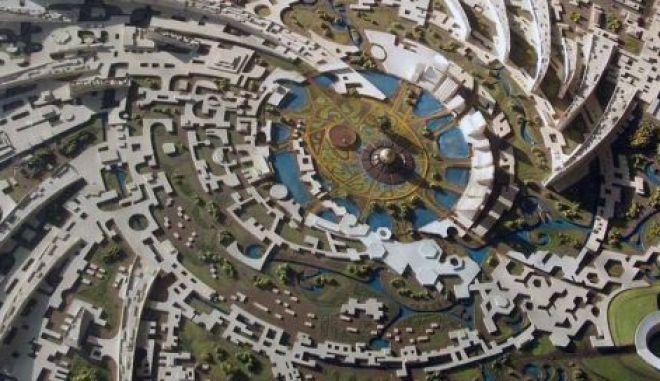 Μηχανή του Χρόνου: Η 'πόλη της Αυγής', όπου οι κάτοικοι ζουν χωρίς χρήματα, πολιτική και θρησκεία