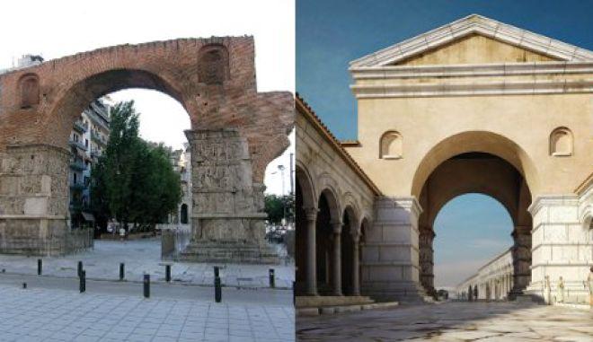 Έτσι ήταν η Θεσσαλονίκη τη Ρωμαϊκή εποχή