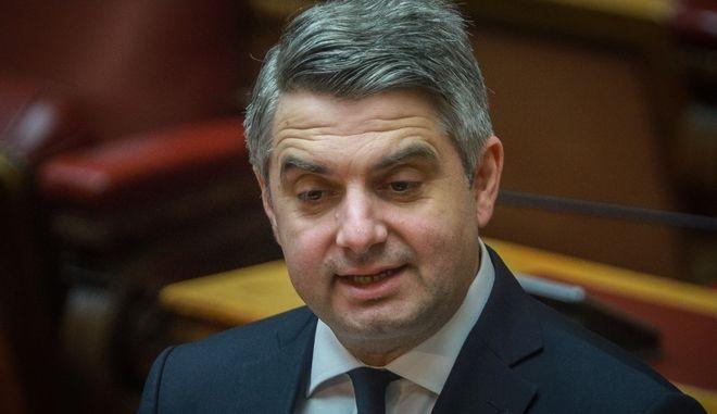 Ο Οδυσσέας Κωνσταντινόπουλος
