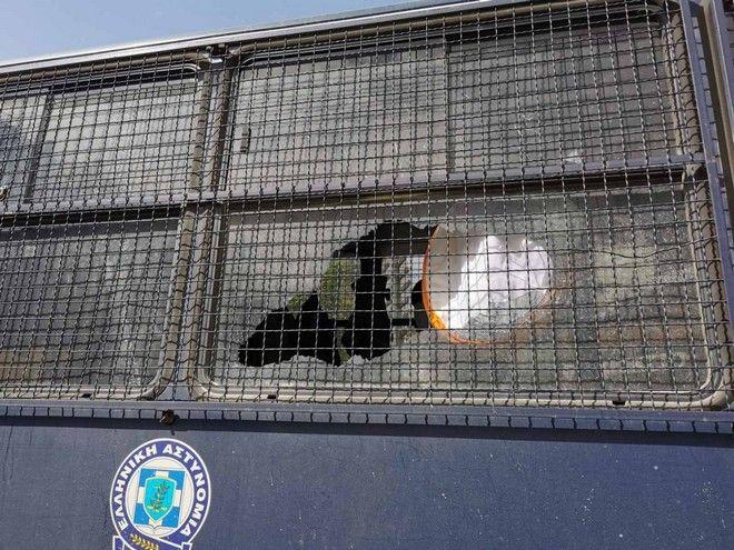 Δίκη Χρυσής Αυγής: Η απάντηση της ΕΛΑΣ για τα δακρυγόνα στο Εφετείο