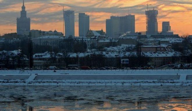 Πολωνία: Δέκα νεκροί από το κύμα ψύχους που πλήττει τη χώρα