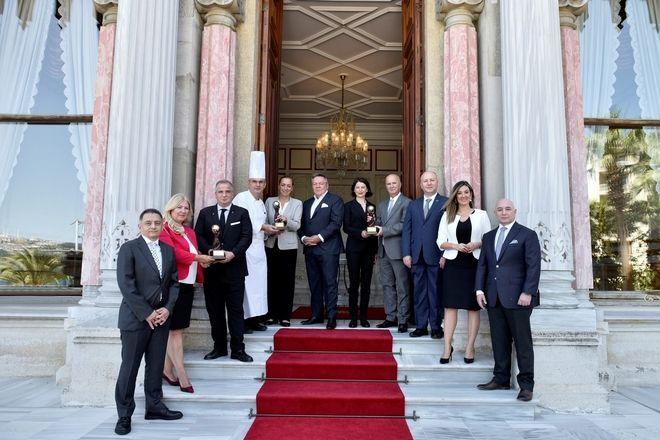 Καλύτερο ξενοδοχείο στην Ευρώπη το παλάτι Τσιραγάν της Κωνσταντινούπολης