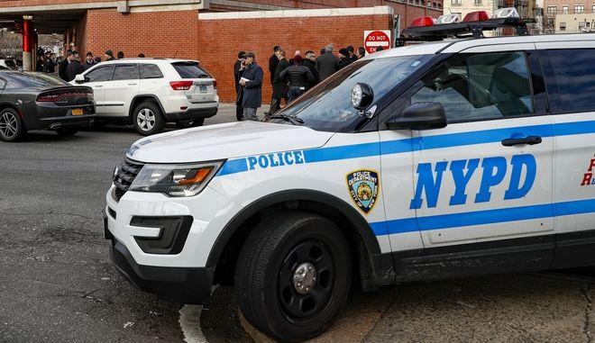 Αστυνομία της Νέας Υόρκης.