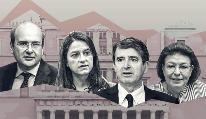 Ερευνα 20/20: Ποιοι υπουργοί βρίσκονται σε ελεύθερη πτώση