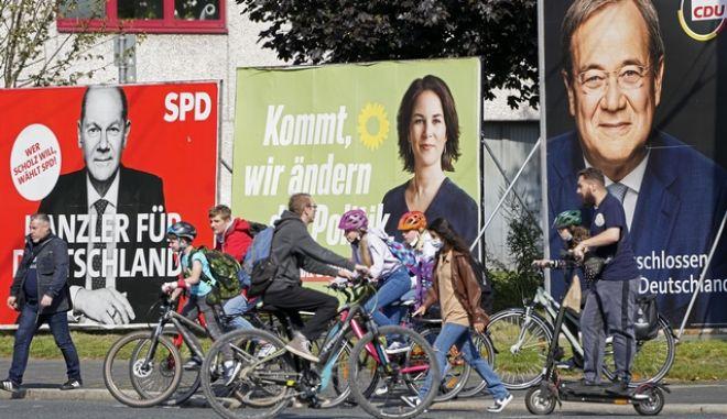 Εκλογές στη Γερμανία: Όσα πρέπει να γνωρίζετε για την αναμέτρηση της Κυριακής