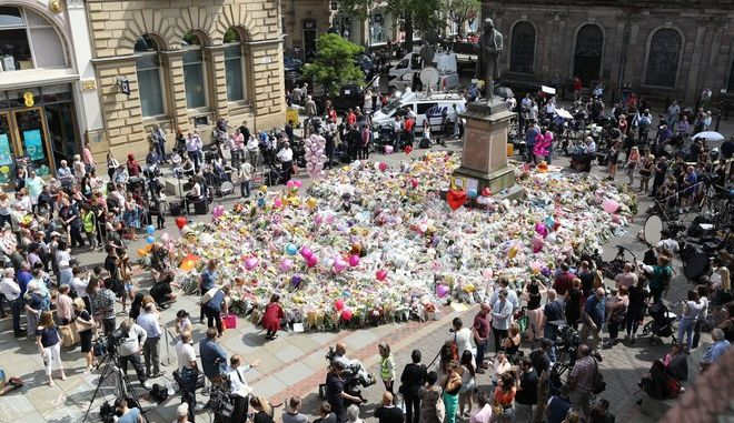 Άστεγος - 'ήρωας' της επίθεσης στο Μάντσεστερ, κατηγορούμενος για κλοπές θυμάτων