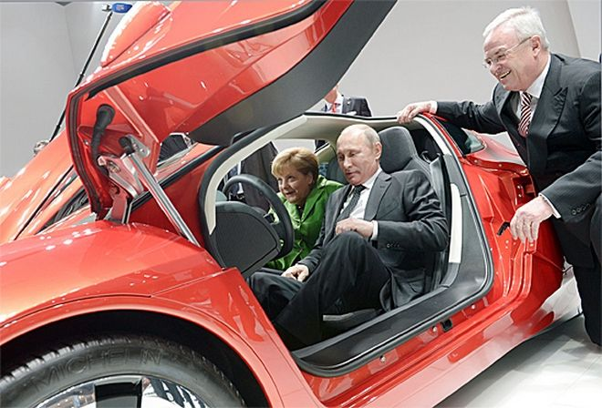 VW: Η μάχη κορυφής που έκανε το House of Cards να μοιάζει σαπουνόπερα