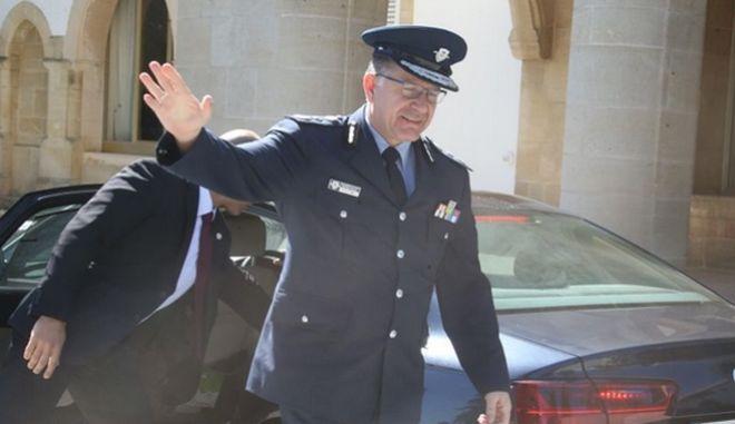 Αρχηγός Κυπριακής Αστυνομίας, Ζαχαρίας Χρυσοστόμου