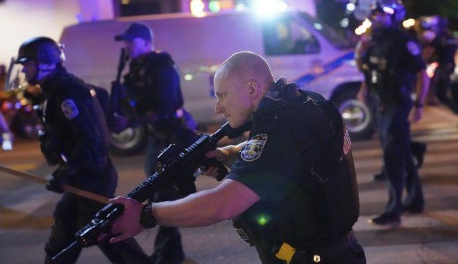 Αστυνομία στις ΗΠΑ