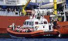 Αναχώρησαν για την Ισπανία τα μπλοκαρισμένα πλοία με 630 μετανάστες