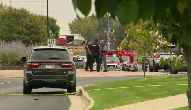 Επίθεση ενόπλου στο Μίντλετον