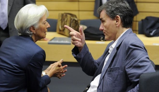 """Στο μακρινό Περού """"ταξιδεύει"""" το ελληνικό χρέος. Κρίσιμη συνάντηση Τσακαλώτου - Λαγκάρντ"""