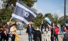 Διαμαρτυρία στο Ισραήλ για εκμετάλλευση της κρίσης του κορονοϊού από την κυβέρνηση