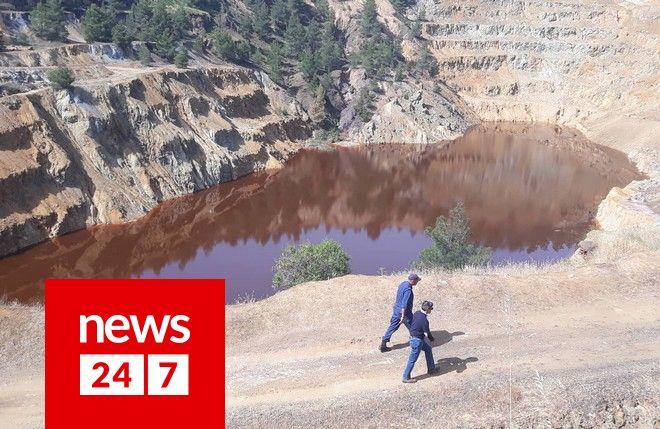 Η Κόκκινη Λίμνη Μιτσερού, μετατράπηκε σε υδάτινο τάφο
