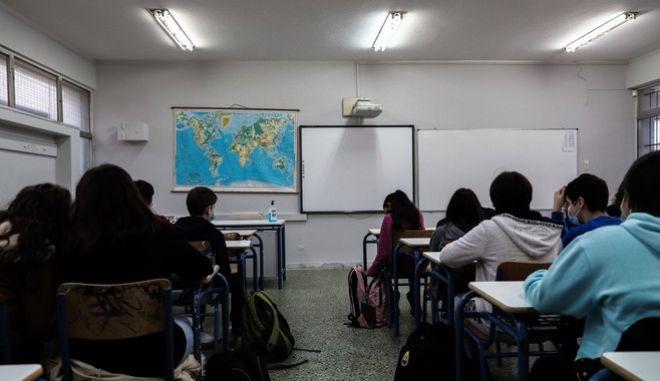 Σχολική αίθουσα, φωτογραφία αρχείου