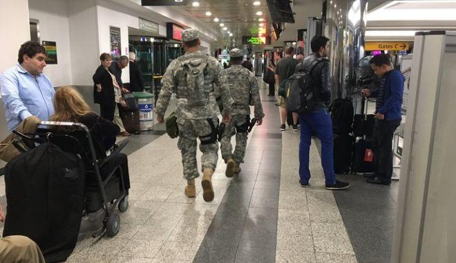 Συναγερμός από εγκαταλελειμμένο όχημα σε αεροδρόμιο της Ν.Υόρκης