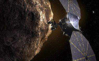 NASA: Ξεκίνησε το ταξίδι της Lucy για τους Τρωικούς αστεροειδείς