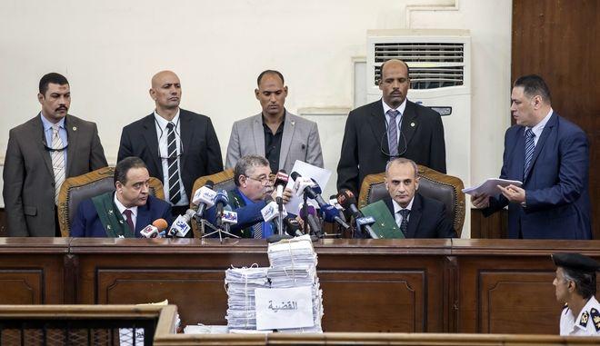 Κάλεσμα ΟΗΕ στην Αίγυπτο να ανατρέψει την θανατική καταδίκη 75 αντιφρονούντων